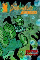 The Disgruntled Avenger #90