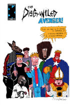 The Disgruntled Avenger #20