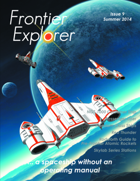 Frontier Explorer - Issue 9