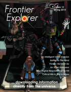 Frontier Explorer - Issue 12
