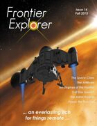 Frontier Explorer - Issue 14