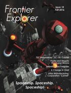 Frontier Explorer - Issue 18