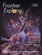 Frontier Explorer - Issue 22
