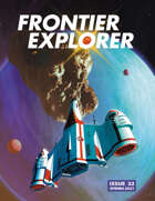 Frontier Explorer - Issue 32