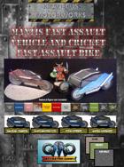 Mantis/ Cricket Combo Pack