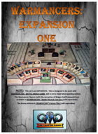 WARMANCERS:  Battle Arena Expansion One