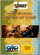 Torn World's Heroes of Torn