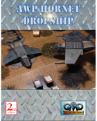AWP Hornet Dropship