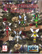 HEROIC MISSIONS: Holiday Fairies