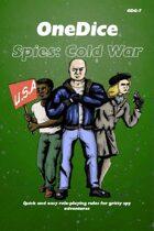 OneDice Spies: Cold War