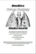 Underworld: An adventure for OneDice Urban Fantasy