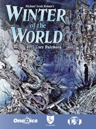 Michael Scott Rohan's Winter of the World RPG