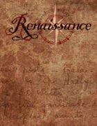 Renaissance - D100 black powder SRD