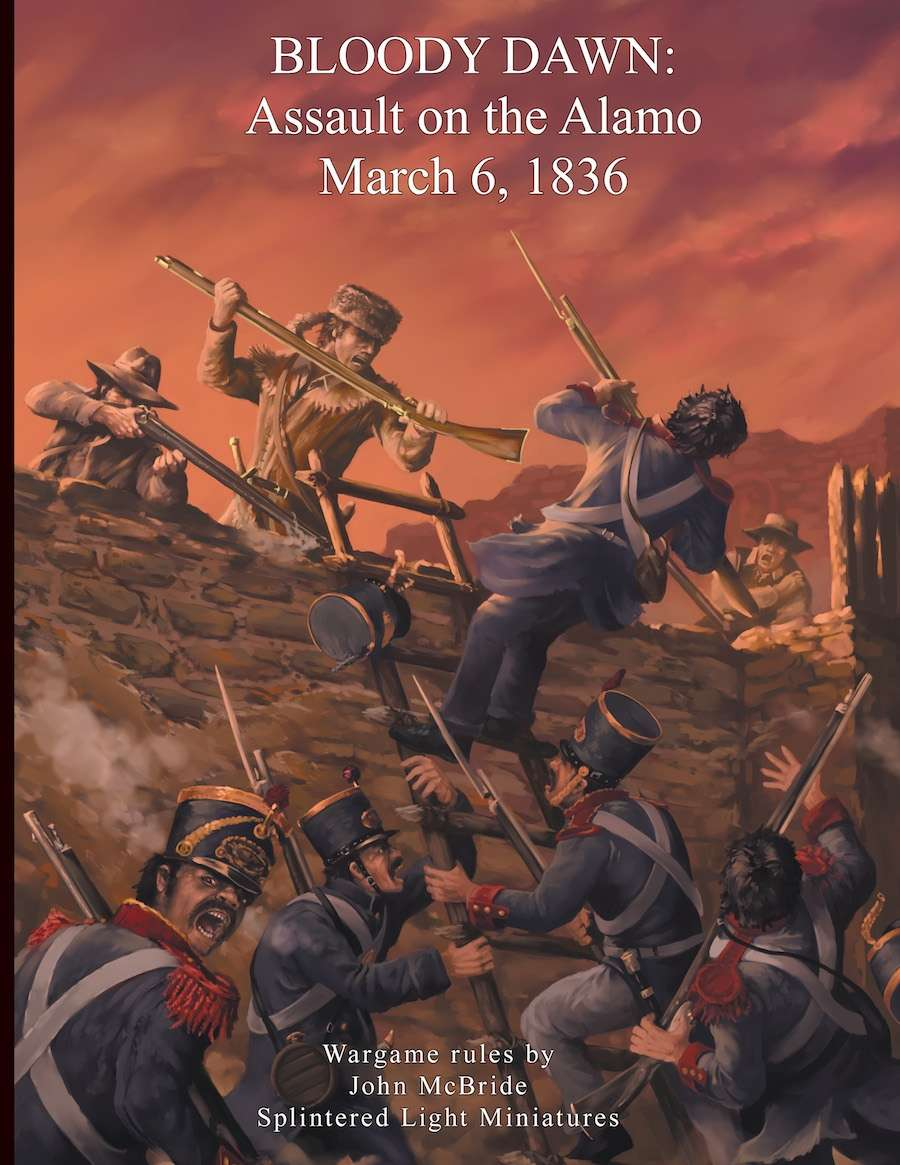 Bloody Dawn: The Assault On The Alamo