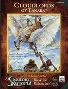 Shadow World: The Cloudlords of Tanara