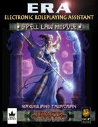 ERA for Rolemaster RMC Spell Law