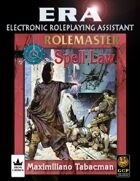 ERA for Rolemaster RMFRP Spell Law