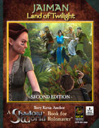 Shadow World: Jaiman : Land of Twilight