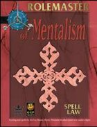 Spell Law: Of Mentalism