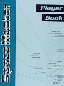 Spacemaster 2nd Edition Player Book