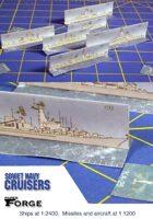 Modern Soviet Cruisers