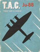 Table Air Combat: Ju-88
