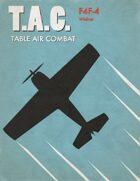 Table Air Combat: F4F-4 Wildcat