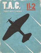 Table Air Combat: Il-2 Shturmovik