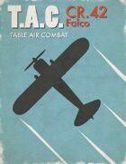 Table Air Combat:  CR.42 Falco