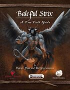Baleful Strix — A Free Field Guide