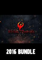Rising Phoenix Games 2016 Releases [BUNDLE]