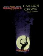 Carrion Crows: Folio Edition - Supplement for Zweihander RPG