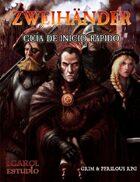 ZWEIHÄNDER: Guía de Inicio Rápido (ES) - Play Aid for Zweihander RPG