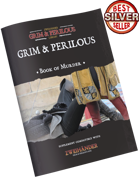 Grim & Perilous Book of Murder - Supplement for Zweihander RPG