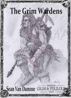 The Grim Wardens - Supplement for Zweihander RPG