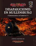 Desapariciones en Mullensburg (ES) - Adventure for Zweihander RPG