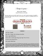Choque De Pinzas (ES) - Adventure for Zweihander RPG