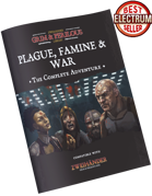 Plague, Famine & War - Adventure for Zweihander RPG