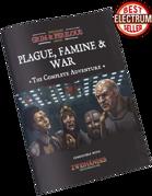 Plague, Famine & War - Adventure for Zweihander RPG