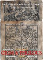 La Venganza del Descendiente - Adventure for Zweihander [BUNDLE]
