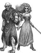 Ubasti - Ancestry for Zweihander RPG