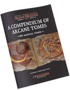 666 Magick Tomes - Supplement for Zweihander RPG