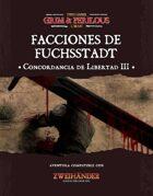 Facciones de Fuchsstadt (ES) - Adventure for Zweihander RPG