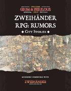 Zweihander RPG: Rumors - Accessory for Zweihander RPG