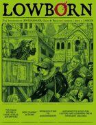 LOWBORN: Zweihander RPG Fanzine #2