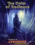 The Helm of Radiance - Adventure for Zweihander RPG