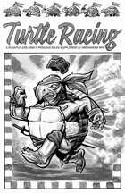 Turtle Racing: A Slightly Less Grim & Perilous Supplement - Zweihander RPG