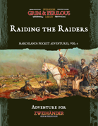 Raiding the Raiders - Adventure for Zweihander RPG