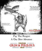 Pay The Reaper - Adventure for Zweihander RPG
