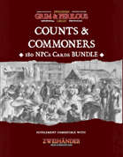 Counts & Commoners [BUNDLE]